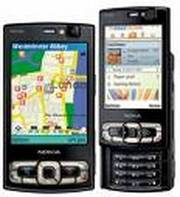 Nokia N95 8GB series cellphone