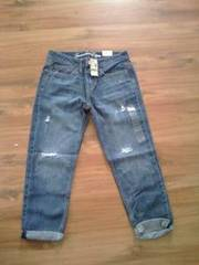 American Eagle-Boy fit jeans-Size 4