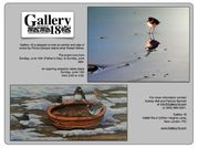 PEI Artist Robert Milner Exhibition & Sale @ Gallery 18 in June