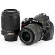 Nikon D3000 Digital SLR Camera with Nikon AF-S DX 18-55mm lens